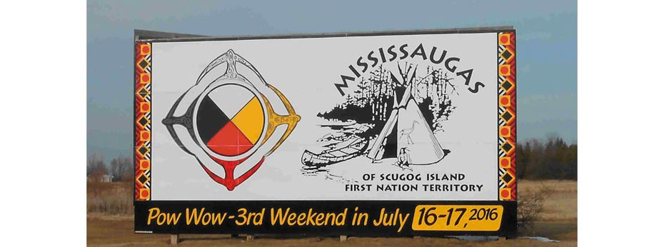Sign 12 | Mississaugas