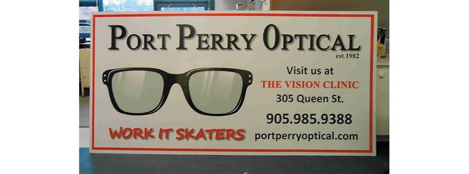 Sign 9 | Port Perry Optical