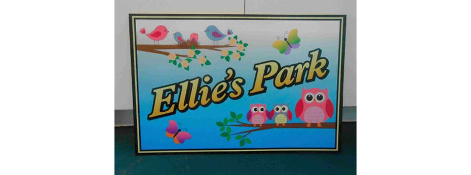 Sign 11 | Ellie's Park