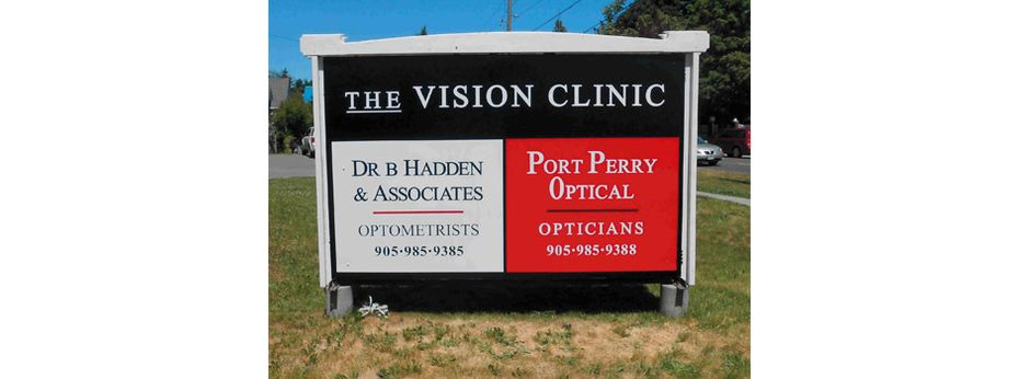 Sign 16 | The Vision Clinic