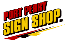 Port Perry Sign Shop Ltd.